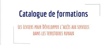 Un catalogue de formations made in ADRETS